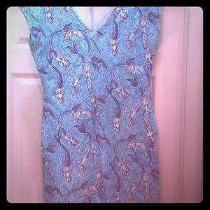 Lilly mermaid dress